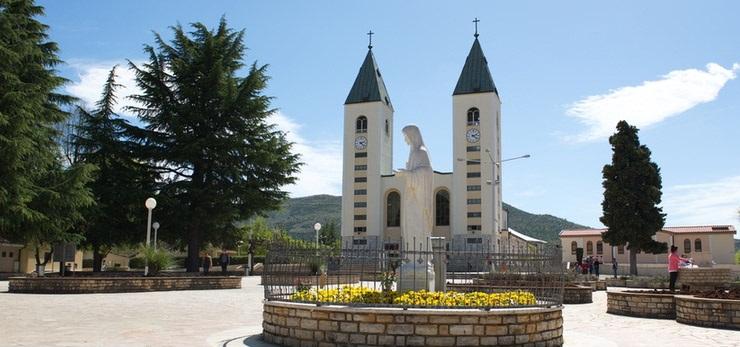 Međugorje_Crkva