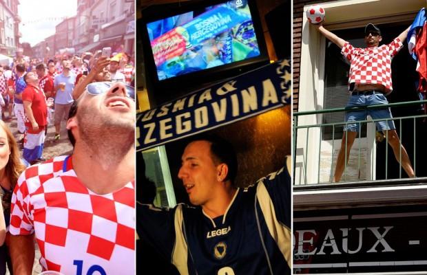 Navijači Hrvatska