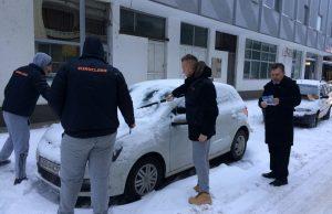 Travnik - ciscenje snijega - Euroclass 2