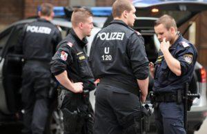 austrija-policija