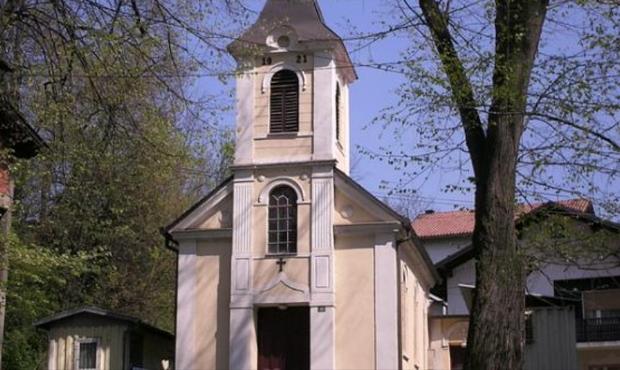gradačac - crkva