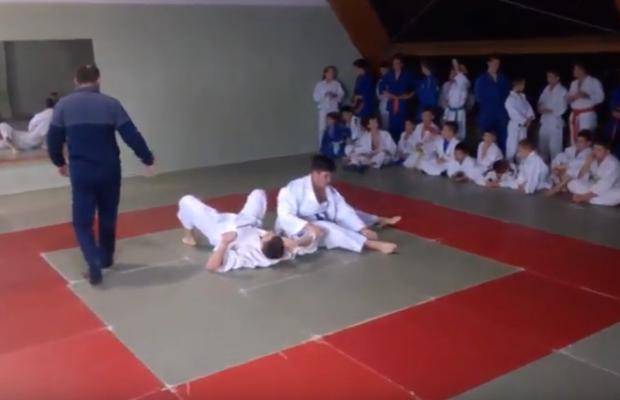 judo nova bila