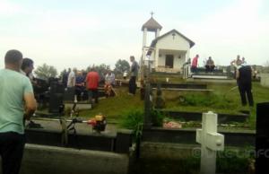 donja večeriska groblje
