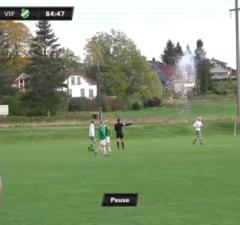 nogomet nestalo struje
