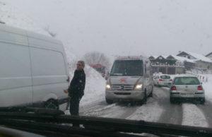Snijeg-Komar