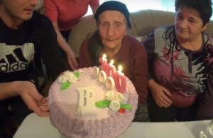 baka jela vitez